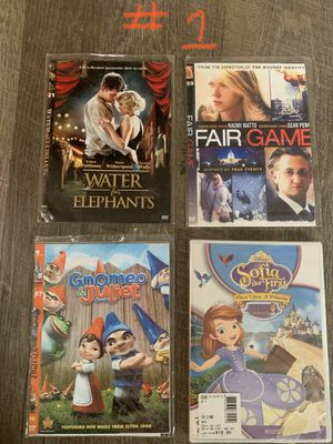 DVDs & Blu•Ray - Disney, DreamWorks, 20th Century Fox for Sale in Lake View Terrace, CA