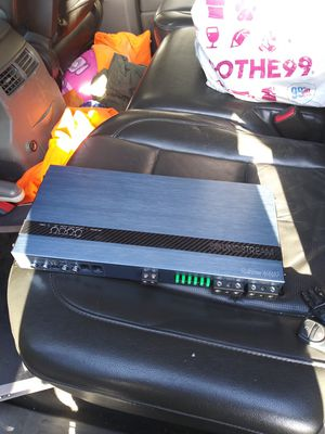 Soundstream 5000 watts amp willingly to trade for Sale in Jurupa Valley, CA