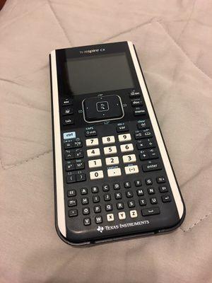 Scientific calculator TI-nspire cx for Sale in Chicago, IL