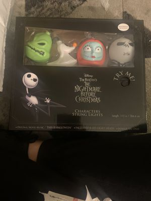Nightmare before Christmas ask price for Sale in Santa Clara, CA