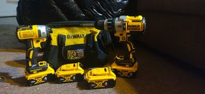 DCD996 HAMMER DRILL AND IMPACT COMBO KIT! for Sale in Colorado Springs, CO