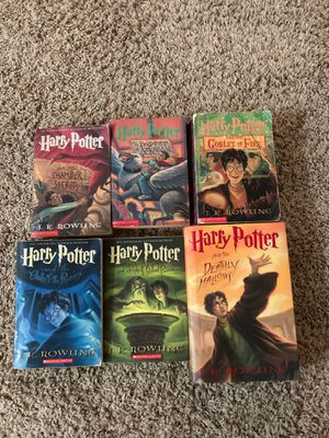 Harry Potter Books 2-7 for Sale in San Diego, CA
