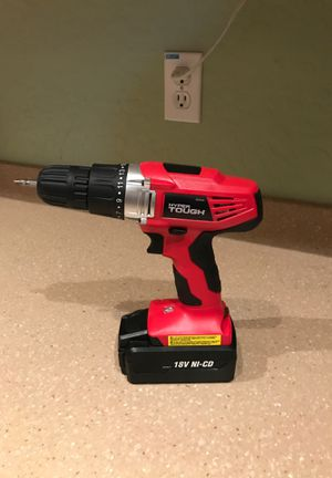 Hyper Tough Cordless Drill Brand New for Sale in Surprise, AZ