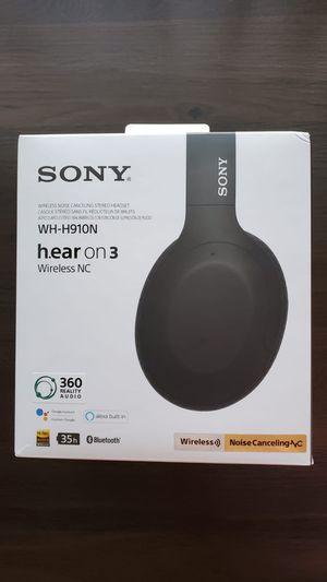 Sony Headphones WH-H910N for Sale in Phoenix, AZ