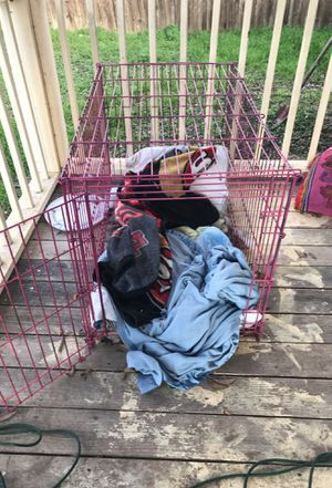 Large dog crate for Sale in Austin, TX