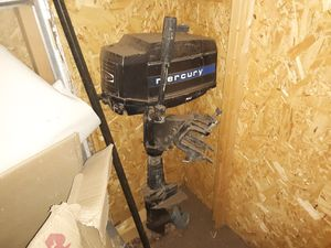 Mercury 4hp. Outboard Motor for Sale in Heber, AZ