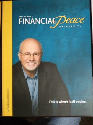Financial Peace University Coordinator Packet for Sale in Virginia Beach, VA