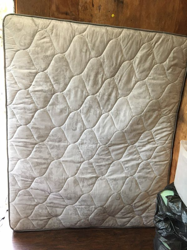 Queen mattress no box spring