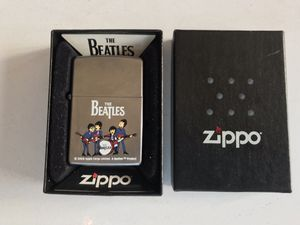 The Beatles official cartoon series logo Zippo Lighter (2009) for Sale in Los Angeles, CA