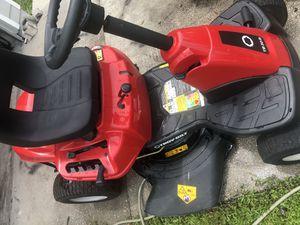 "2017 Troy Bilt Riding lawn mower - 30"" TB30R riding lawnmower for Sale in Lakeland, FL"