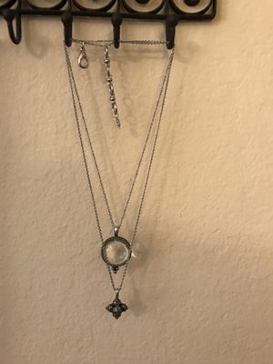 3 different necklaces. Never worn. $4 each or all for $10 for Sale in San Diego, CA