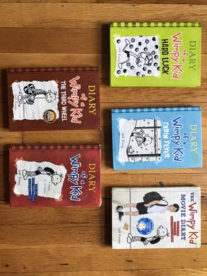 Diary of a wimpy kid for Sale in Boston, MA