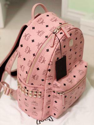Mcm Studded Backpack for Sale in Las Vegas, NV