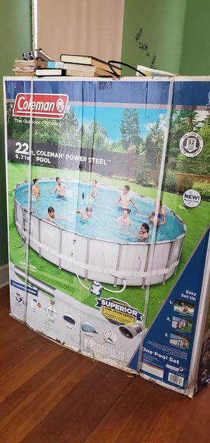 22ft pool for Sale in Pine Bluff, AR