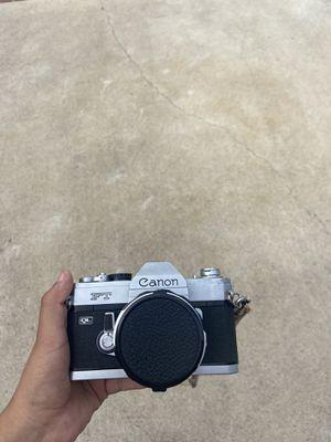 Film Camera - Canon FT QL for Sale in Huntington Beach, CA
