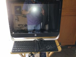 HP desk top computer for Sale in Chino, CA
