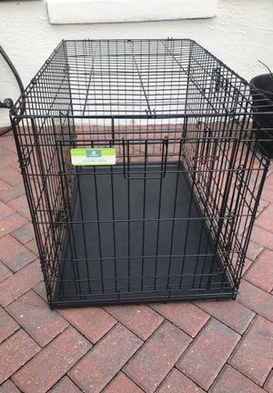 Foldable dog crate for Sale in Oviedo, FL
