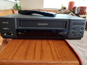 Magnavox VHS VCR plus system for Sale in Lake Elsinore, CA