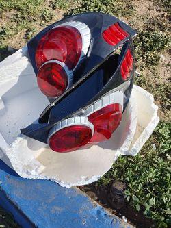 Nissan Altima Back Carbon Fiber Lights Led for Sale in Fresno,  CA