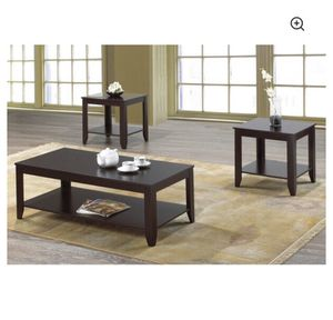 Coffee Table Set for Sale in Whittier, CA
