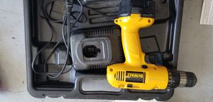 Dewalt Cordless Drill, charger and case for Sale in Jacksonville Beach, FL