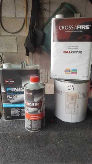 Paint kit Base/Clear for Sale in Tijeras, NM