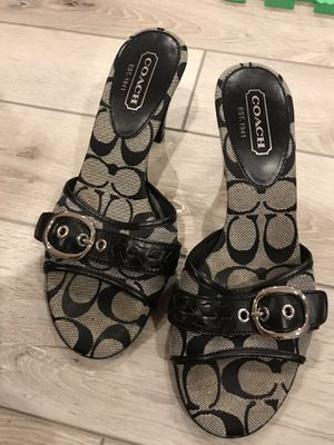 Coach shoes 8 for Sale in Mount Prospect, IL