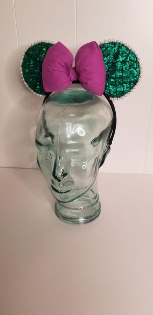 Mermaid Disney ears for Sale in Cerritos, CA