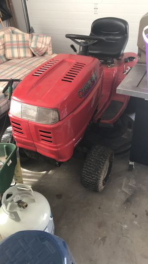 Troy-bilt riding lawn mower for Sale in North Royalton, OH