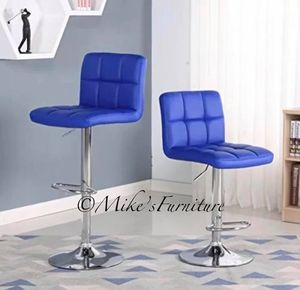 Brand new 2 blue bar stools (shipping is available) for Sale in Orlando, FL