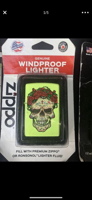 Zippo lighters for Sale in San Dimas, CA
