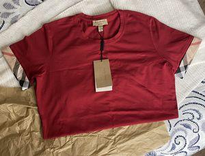 Women's Burberry Shirt for Sale in Chula Vista, CA