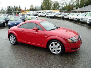 2001 Audi TT for Sale in Lynnwood, WA