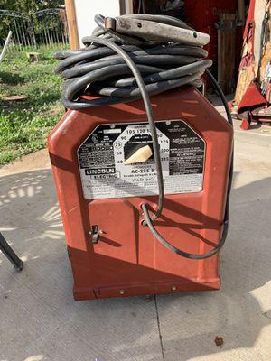 Lincoln Electric Stick Welder Linkwelder / buzzbox / crackerbox $240 OBO! for Sale in Riverside, CA