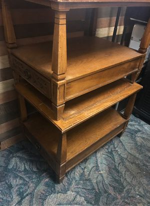 Antique end tables for Sale in Lakewood, WA