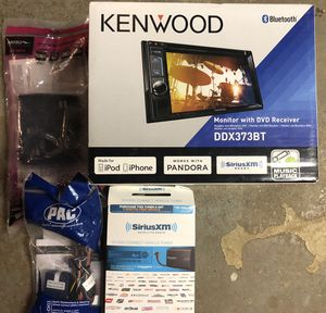 New kenwood car stereo for Sale in Clinton, IA