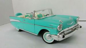 1957 Chevy Bel air - Model Scale Car 1:18 - for Sale in Providence, RI