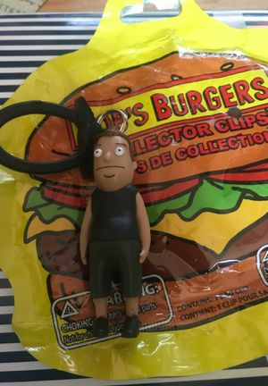 Bobs burgers Zeke keychain for Sale in New Haven, CT