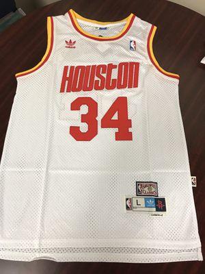 Hakeem Olajuwon Houston Rockets Jersey for Sale in Columbia, SC