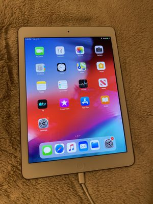 Apple iPad Air for Sale in Fresno, CA