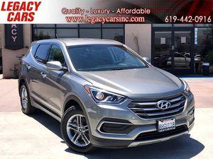 2018 Hyundai Santa Fe Sport for Sale in El Cajon, CA