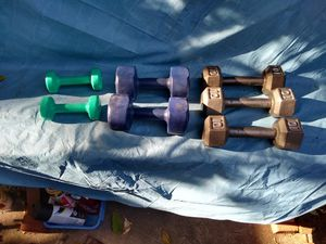 Dumbbells for Sale in Brooklyn, NY