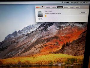 """MacBook Pro , 15"""" , core i7 , Processor2.66 , 500GB, mid 2010, for Sale in Carrollton, TX"""