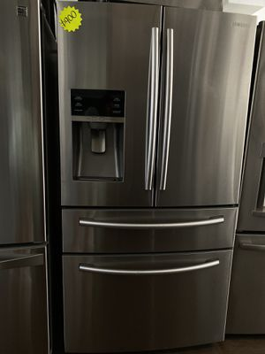 Samsung stainless steel French style energy star for Sale in Costa Mesa, CA