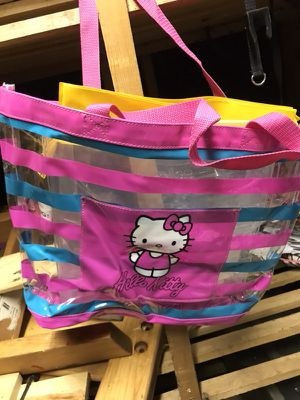 3 bag Hello Kitty beach bag for Sale in Wichita, KS