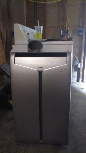 Sharp air conditioner dehumidifier for Sale in UPPER ARLNGTN, OH