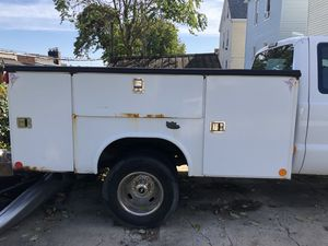 2009 Ford F-350 utility back piece for Sale in The Bronx, NY