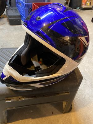 Dirt bike helmet for Sale in Boston, MA