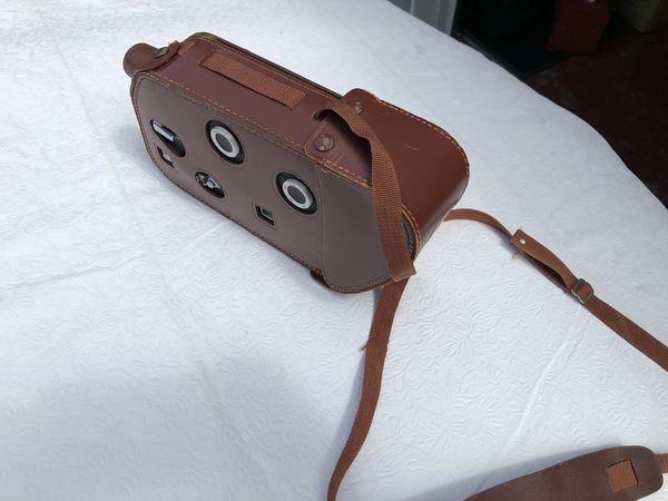 Antique camera 🎥
