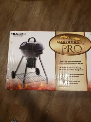 BBQ kettle grill masterbuilt pro for Sale in Rowlett, TX